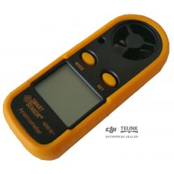 Elektronický anemometr, měřič rychlosti větru