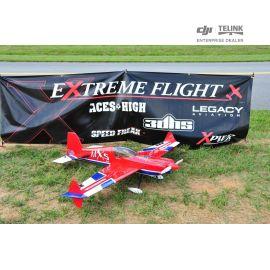 "76"" MXS EXP - červená/bílá/modrá 1,93m - el. verze"
