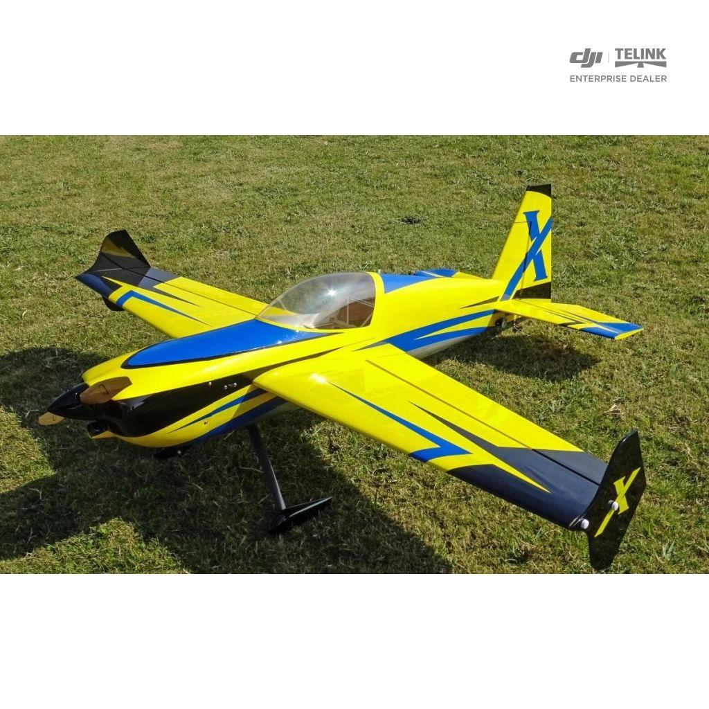 """52"""" Slick 580 EXP - žlutá/modrá 1,32m"""