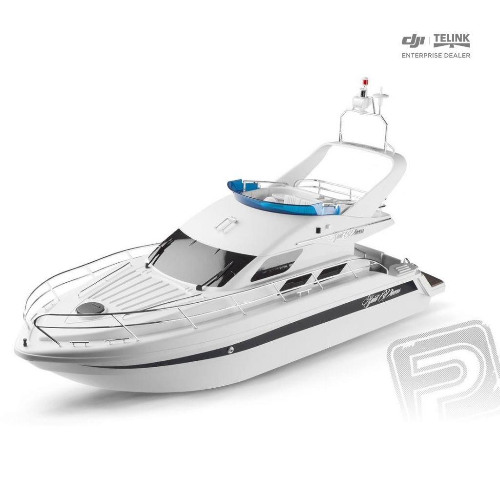 Saint Princess motorová jachta 670mm, RC set 2,4GHz