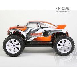 HiMOTO Beetle Truck 1:10 elektro RTR set 2,4GHz oranžová