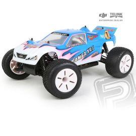 HiMOTO Truggy XR-1 1:10 elektro RTR set 2,4GHz modrá