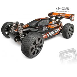 Vorza Flux HP 1/8 Brushless Buggy s 2,4GHz RC soupravou