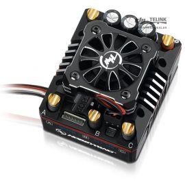 XERUN XR8 PLUS - černý - regulátor