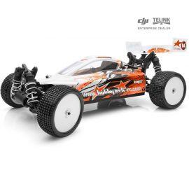 RTR Buggy REVOLT 4.0 4WD oranžová