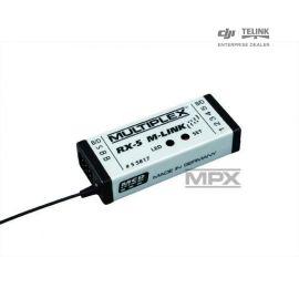 55817 Přijímač. RX-5 M-LINK, 2.4GHz