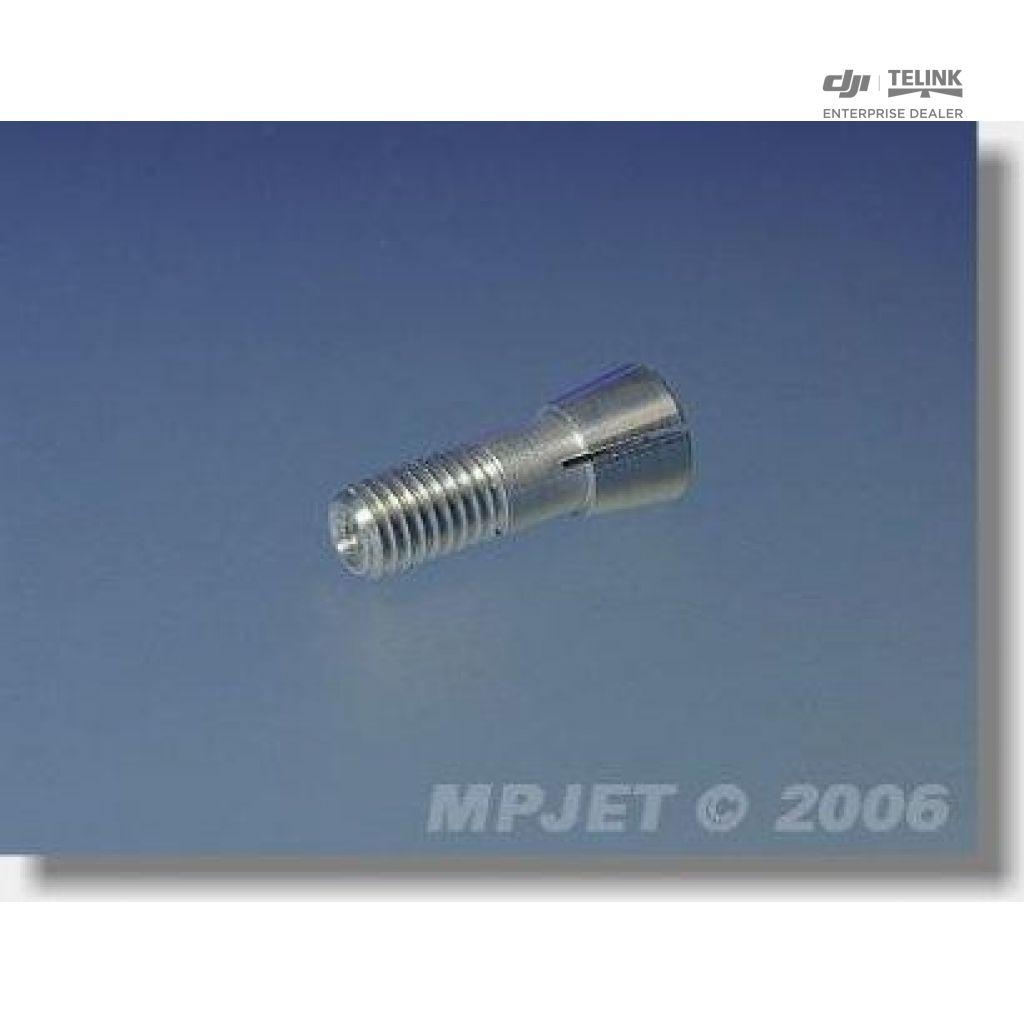 7008 Kleština pro ALU pr.2,3mm M5 pro trámec velikost 8x6