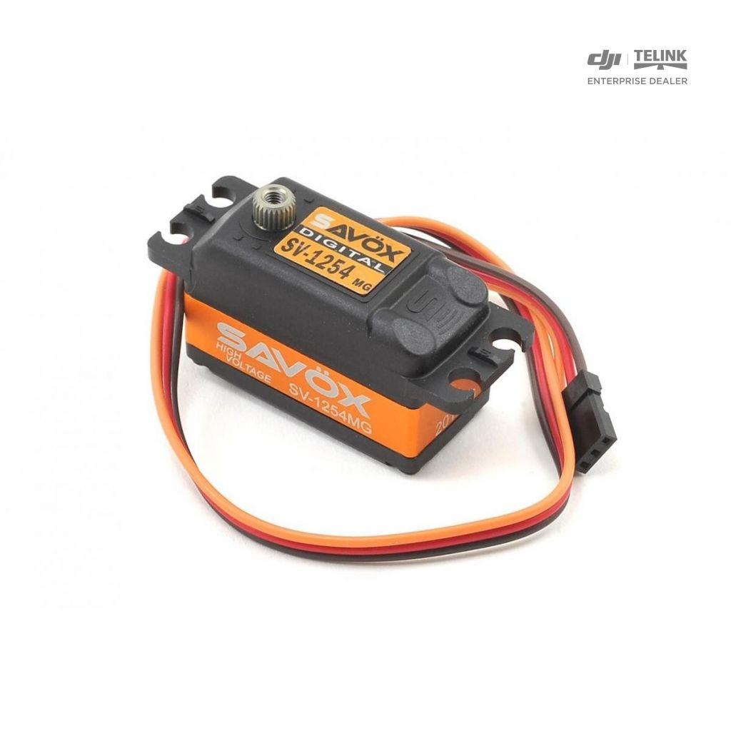 SV-1254MG HiVolt Digitální servo - Low Profile