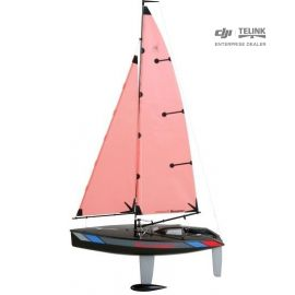 "Plachetnice MICRO MAGIC racing ""Carbon Edition"" - stavebnice"