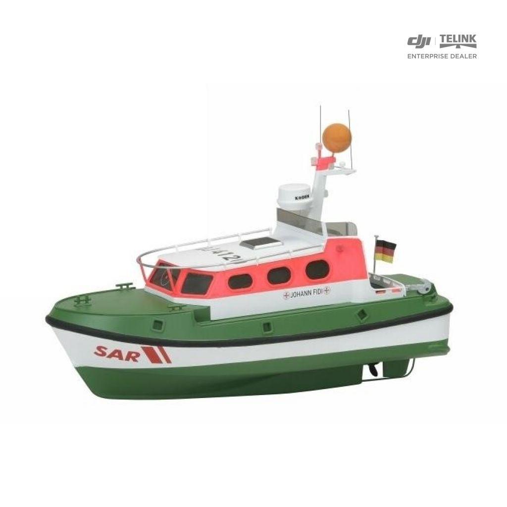 JOHANN FIDI, dceřiná loď k B. GRUBEN