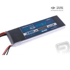FOXY G3 - Li-Po 3300mAh/7,4V 40/80C 24,4Wh