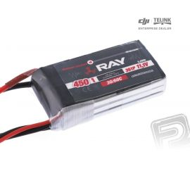 G4 RAY Li-Po 450mAh/11,1 30/60C Air pack