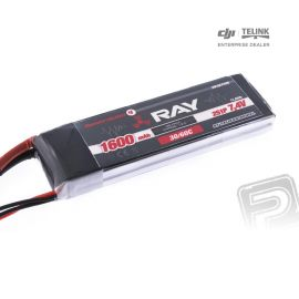 G4 RAY Li-Po 1600mAh/7,4 30/60C Air pack