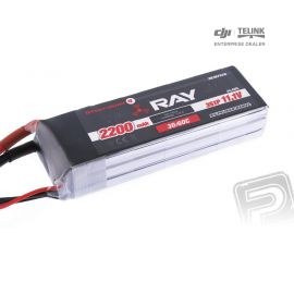 G4 RAY Li-Po 2200mAh/11,1 30/60C Air pack