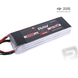 G4 RAY Li-Po 3250mAh/14.8 30/60C Air pack