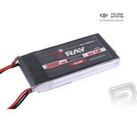 G4 RAY Li-Po 3000mAh/7,4 30/60C RX
