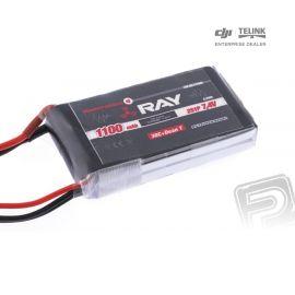 G4 RAY Li-Po 7.4V 1100MAH 30C + Dean T