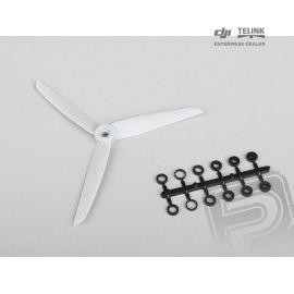 Vrtule GWS EP 7x3,5 šedá 3-listá