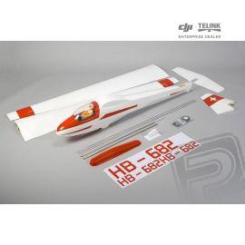 GL03 K8B větroň 3500mm ARF