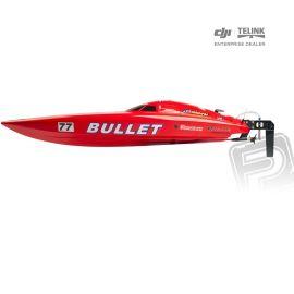 Bullet V2 rychlostní člun ARTR 2.4GHz Brushless