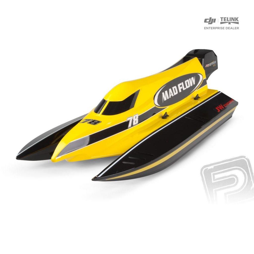 Mad Flow rychlostní člun ARTR Brushless V2