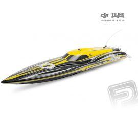 Alpha 1000mm RTR brushless žlutá