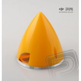 PROFI kužel 75mm ŽLUTÁ dural-plast
