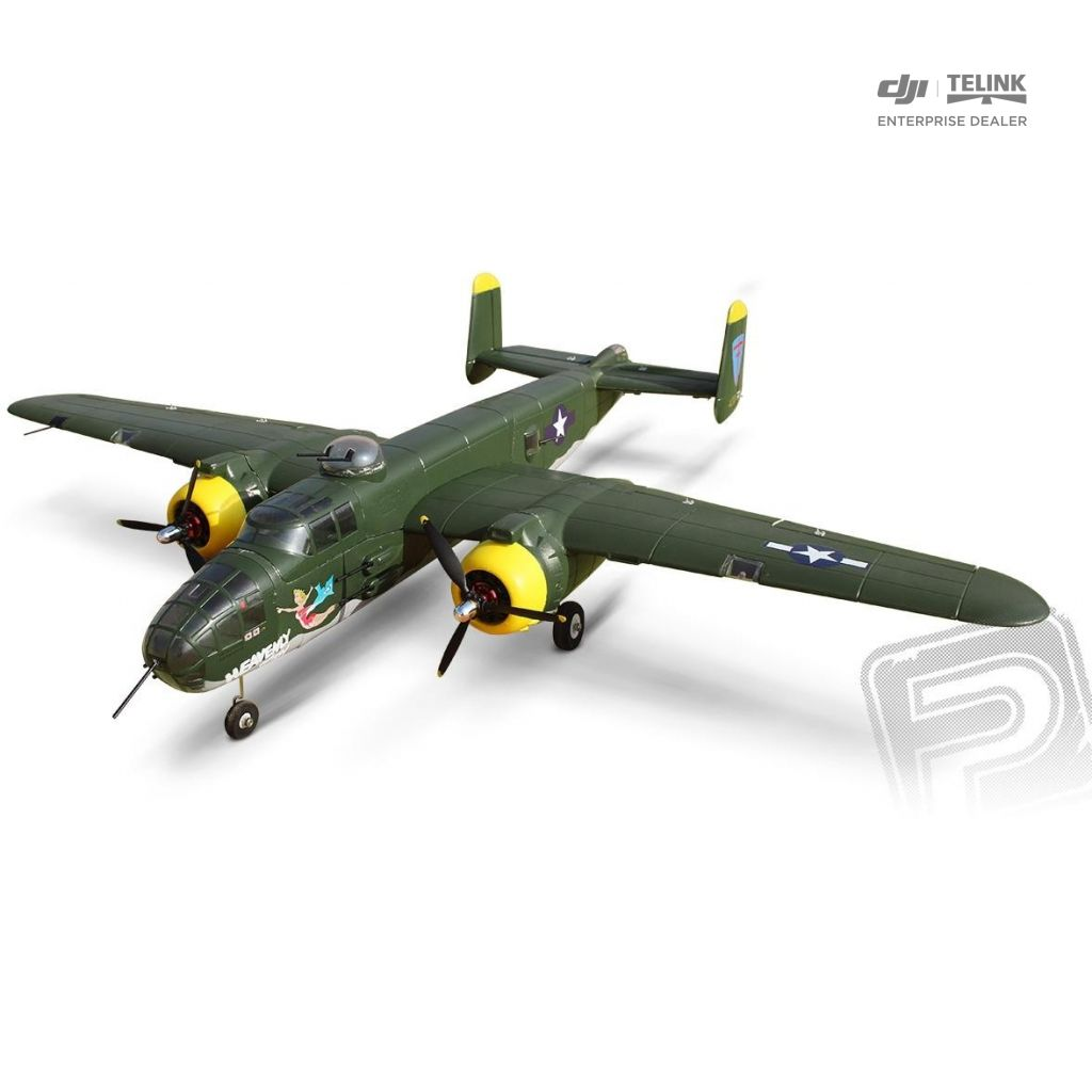 B-25 Mitchell 1250mm ARF set EPP
