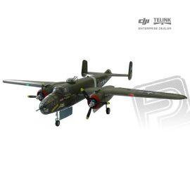 B-25 Mitchell - ARF (stříbrný)