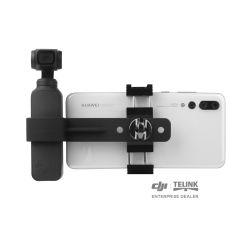 Hliníkový držák na telefon (OSMO Pocket)