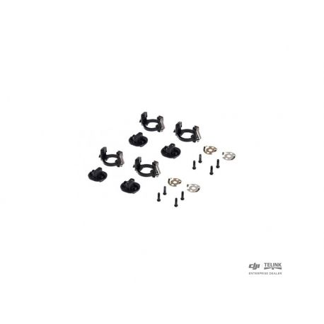1550T Quick Release Propeller Mounting Plates for Inspire 2