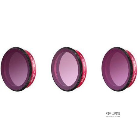 Osmo Action - Sada 3 filtrů Gradient (P-11B-021)