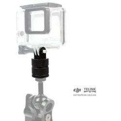 Otočný 360° hliníkový adapter for DJI Osmo series a GoPro (Type 1)