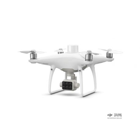DJI - Phantom 4 Multispectral + D-RTK 2 High Precision GNSS Mobile Station Combo