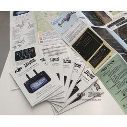 Mapa DJI GO4/ letecká mapa,