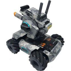 Robomaster S1 - barevné polepy (Camouflage M03)