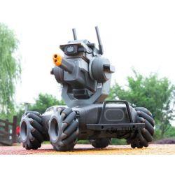 Robomaster S1 - hliníkový nárazník s ochranným rámem