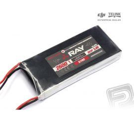 G4 RAY Li-Pol 2600mAh/7,4 5/10C pro Aurora 9/9X