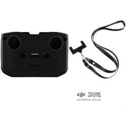 MAVIC AIR 2 - Silikonová ochrana vysílače + popruh vysílače (Black)