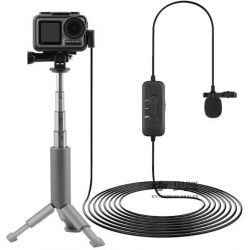Osmo - Lavalier Microphone & Audio Adapter Set