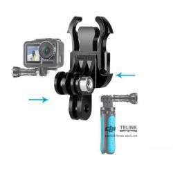 Insta360 ONE R - Double J-Hook Buckle Mount