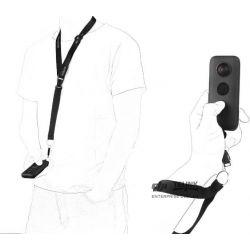Insta360 ONE X - Popruh na krk a zápěstí