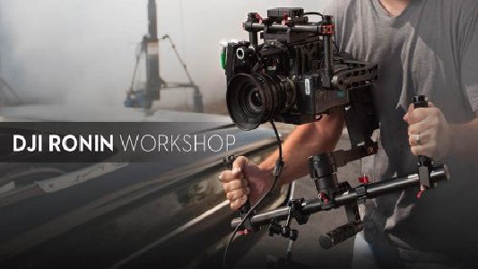 DJI RONIN Workshop, teorie a praxe